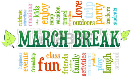 450x262 Vacation clipart march break