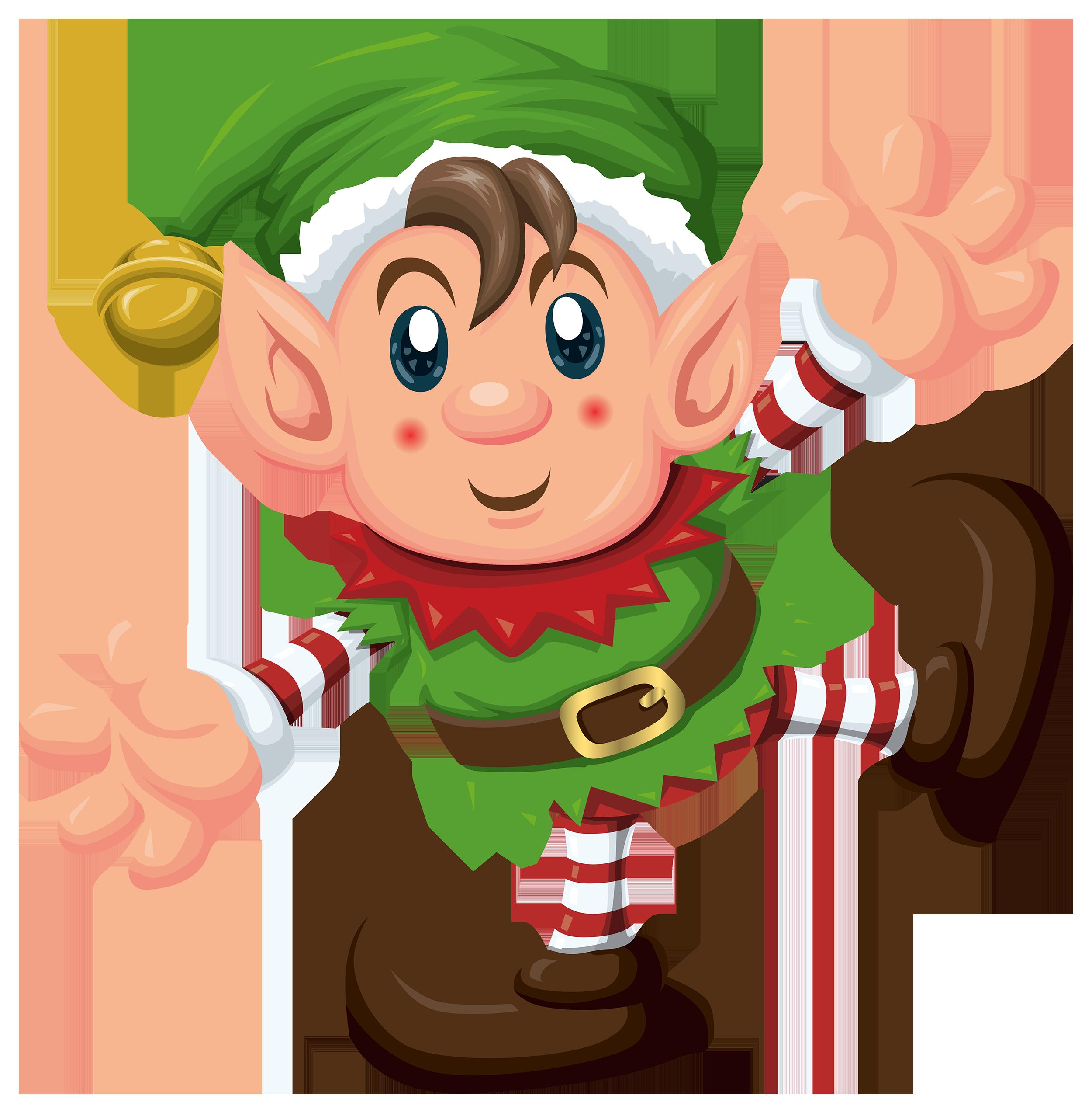 2500x2546 Cute Elf Png Clipart Elves