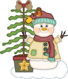 236x274 Fm Winter Impressions Element 59.png Clip Art, Snowman And Xmas