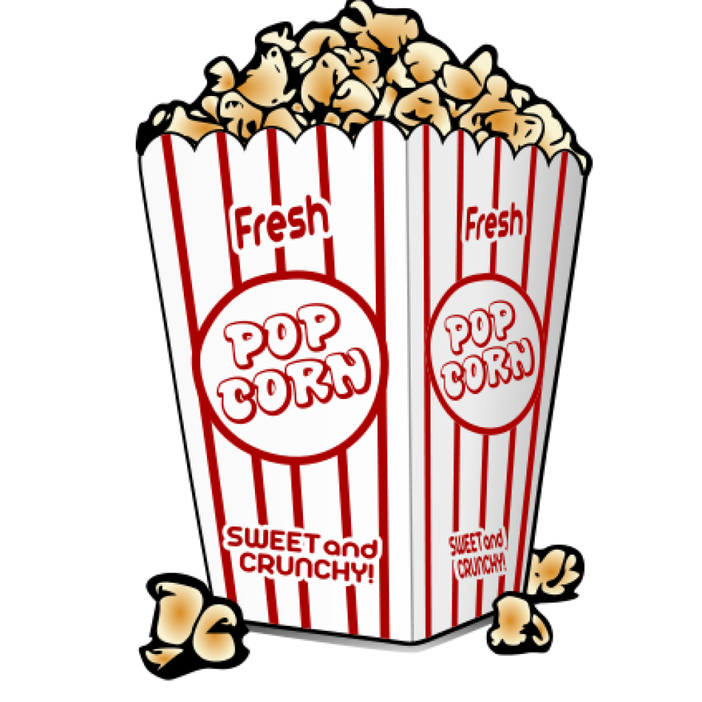 1024x1024 Popcorn Images Clip Art Family Clipart