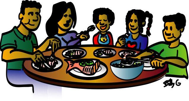 638x340 Family Dinner Clipart Amp Family Dinner Clip Art Images