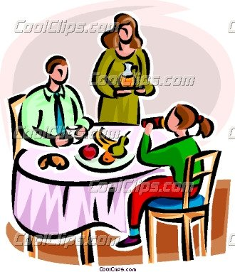 330x383 Awesome Family Dinner Clipart Image Gallery La S Dining Clip Art