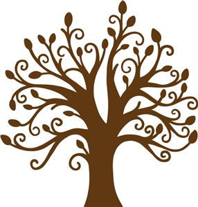 286x300 With Brown Trunk Family Tree Clipart, Explore Pictures