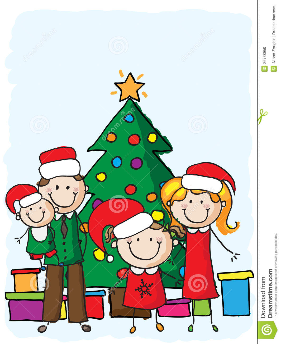 1065x1300 Collection Of Family Decorating Christmas Tree Clipart High