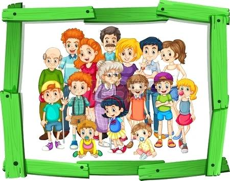 450x355 Printable Family Clip Art Download By Free Clipart