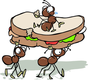 300x272 Family Picnic Clipart Free Images