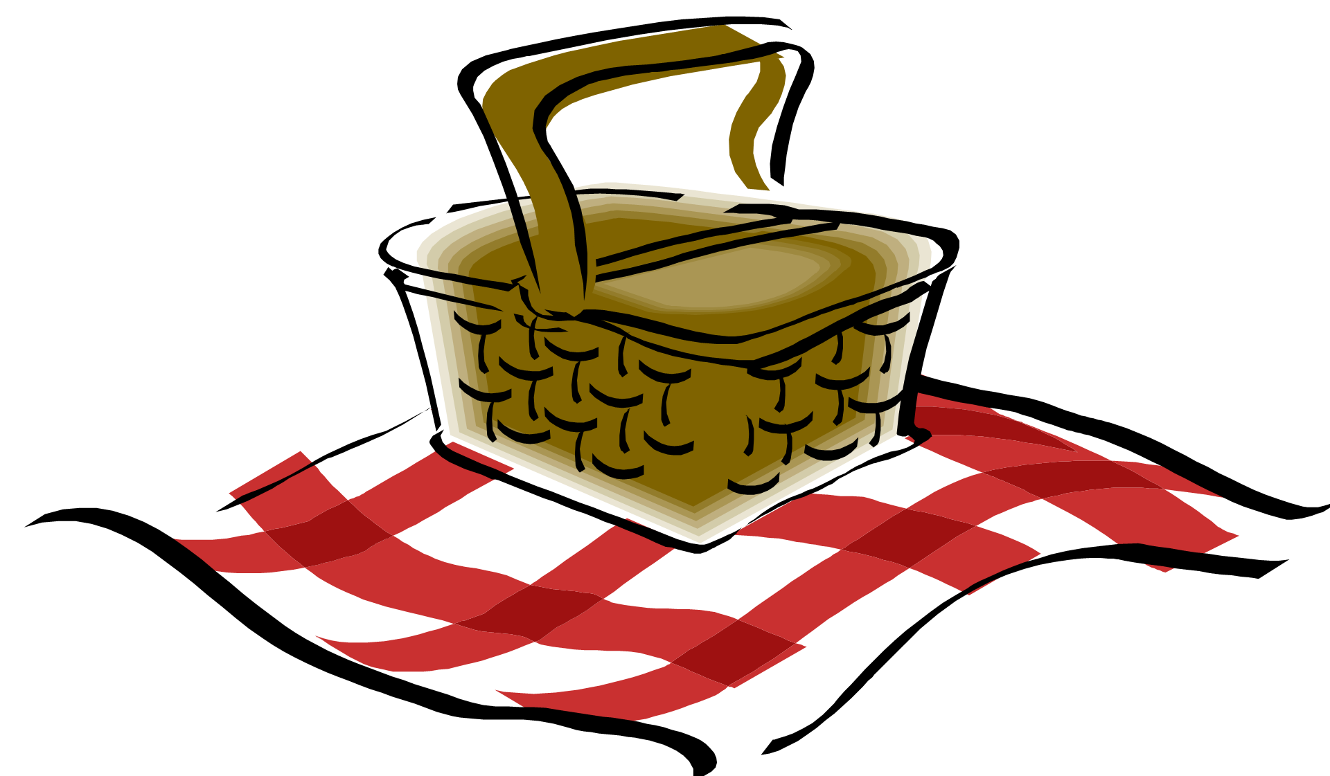 1920x1121 Picnic Table Clipart Family