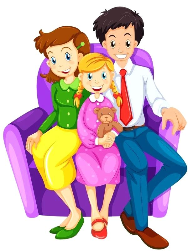 600x800 Families Clip Art Family Playing Together Family Clip Art Images