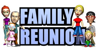 350x184 Lovely Family Reunion Pictures Clip Art Celebration Clipart Pencil