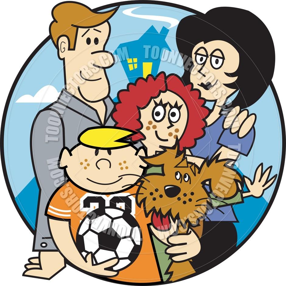 940x940 Family Reunion Clip Art