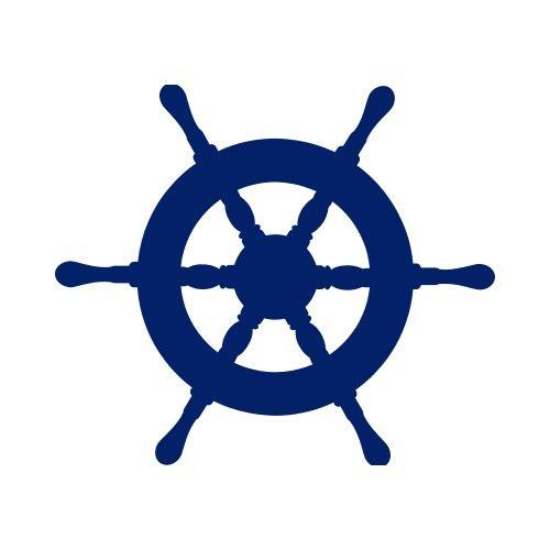 500x500 Ship Wheel C Clip Art