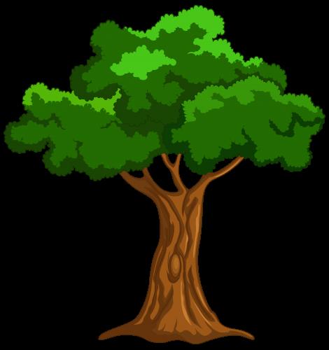 470x500 Cartoon Tree Png Clip Art Crazy Clip Art, Cartoon