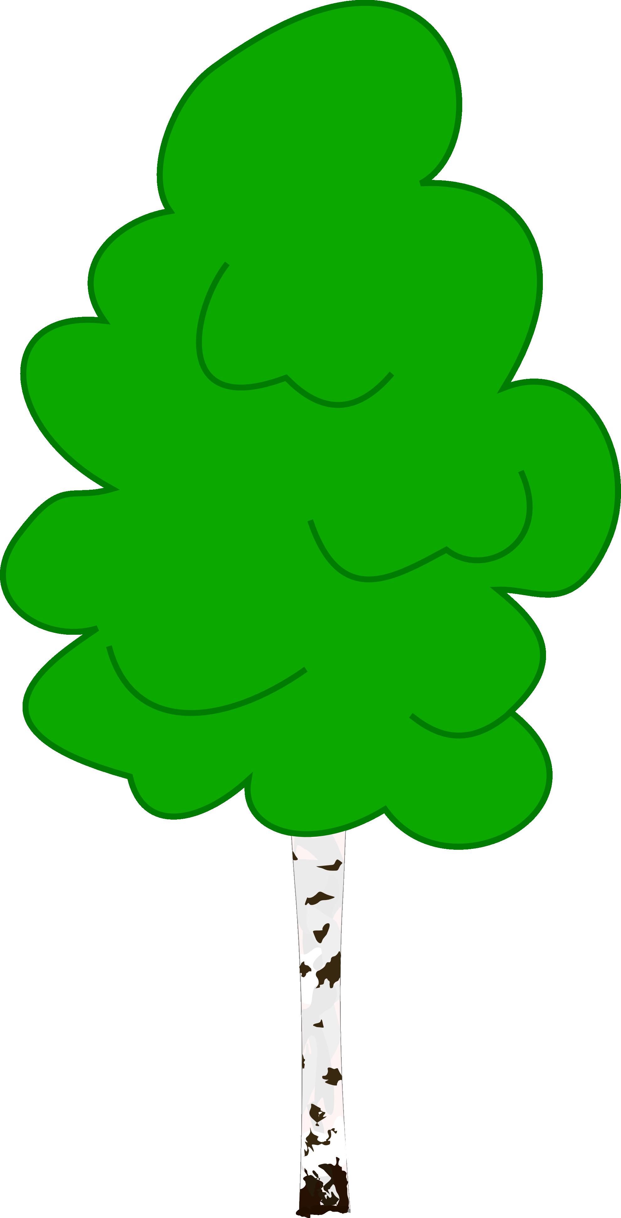 1979x3880 Clip Art Birch Tree Clip Art