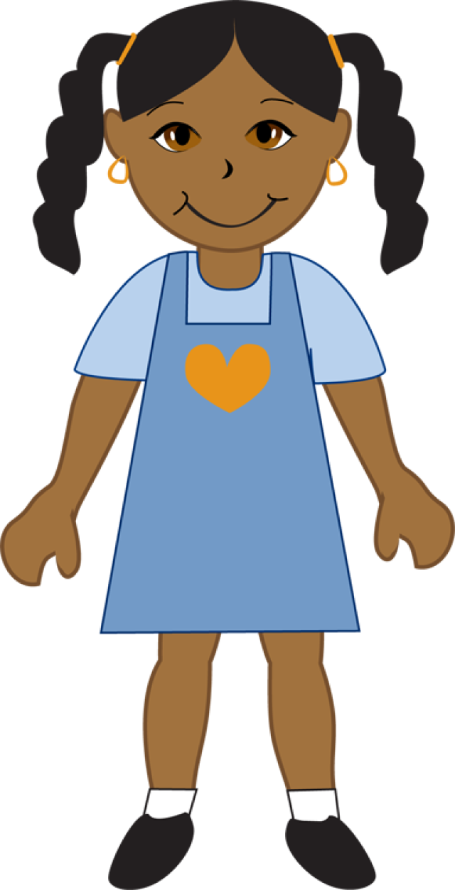 640x1253 Collection Of African American Baby Girl Clipart Free High