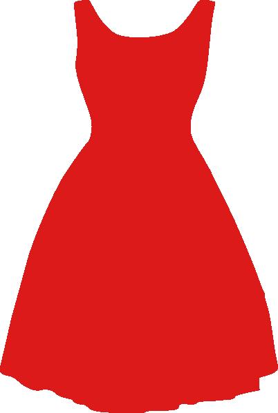 402x598 Homey Ideas Red Dress Clip Art Wedding Prom Formal Wear Fancy