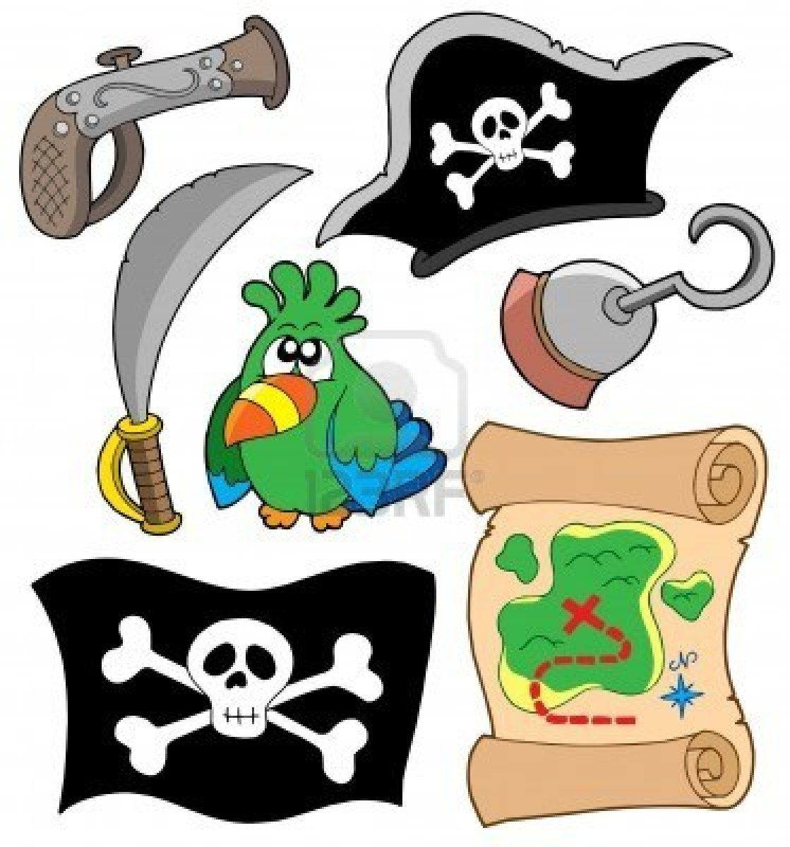 1119x1200 Pirate Equipment Collection