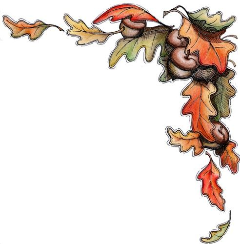 492x500 18 Best Clipart Images On Painting On Fabric, Autumn
