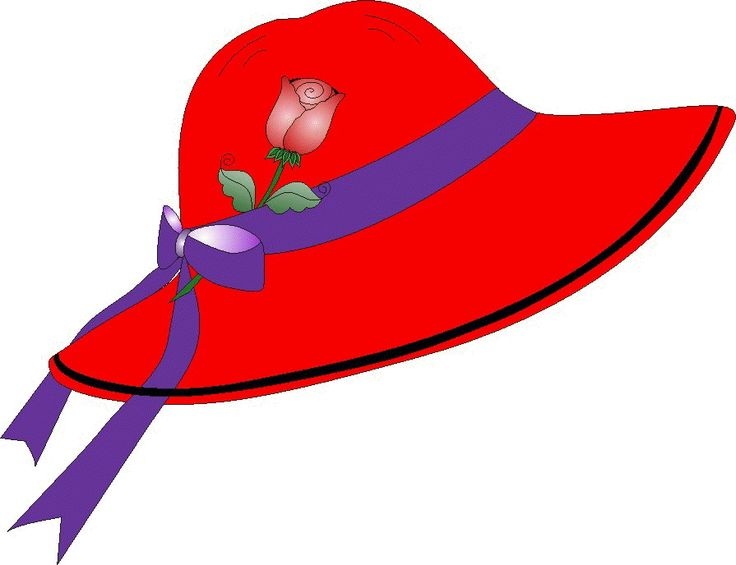 736x565 8 Best Clip Art Images On Red Hat Society, Red Hats