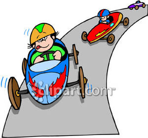 300x279 Fantastic Race Clipart Running Children In A Stock Illustrations