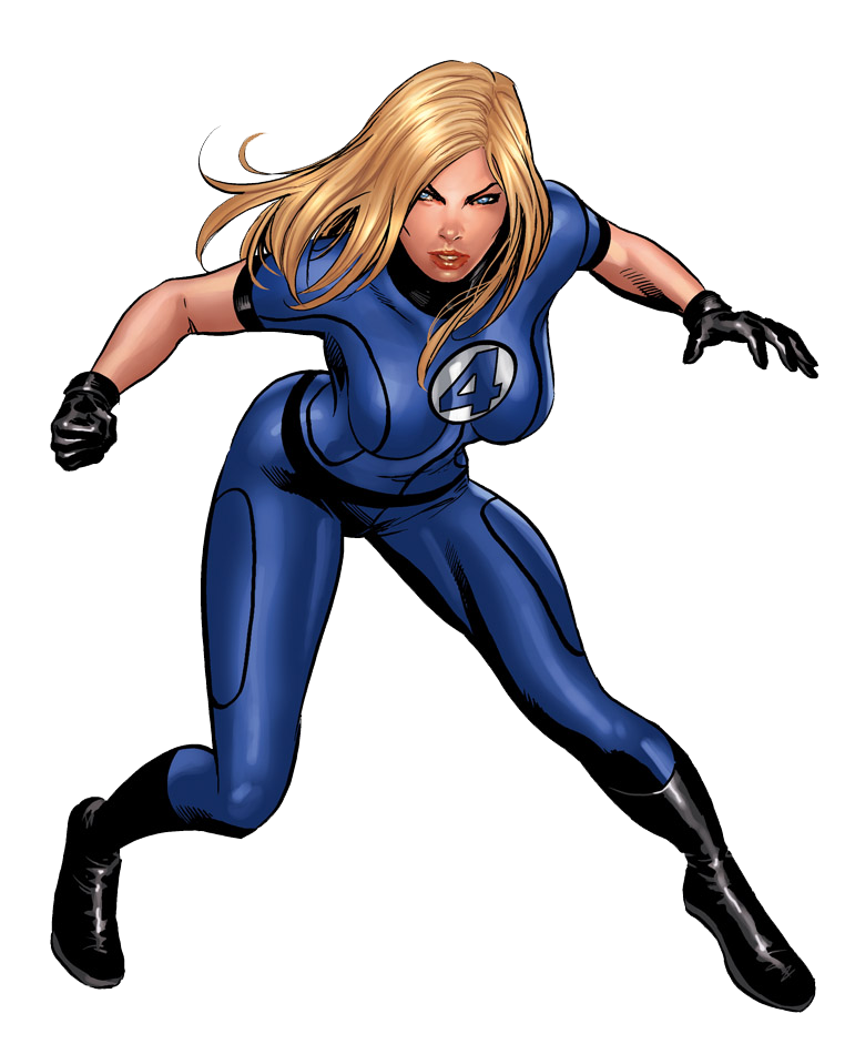 771x941 Invisible Woman Png Images Transparent Free Download