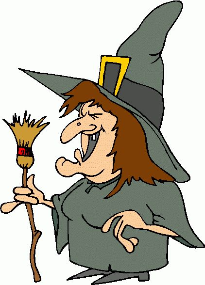422x588 8 Best Clip Art Images On Halloween Witches, Bing