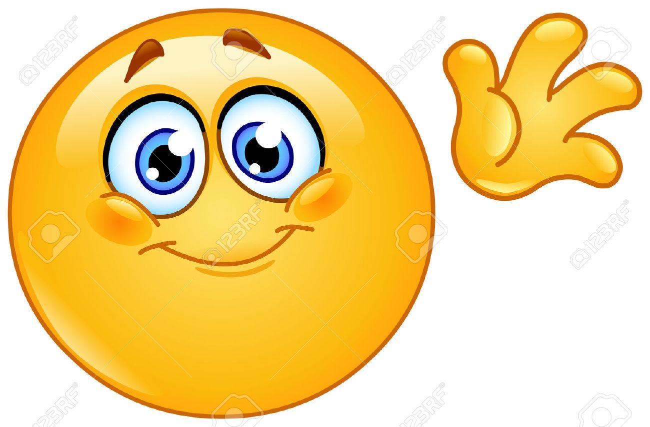1300x855 Goodbye Clipart Emoji