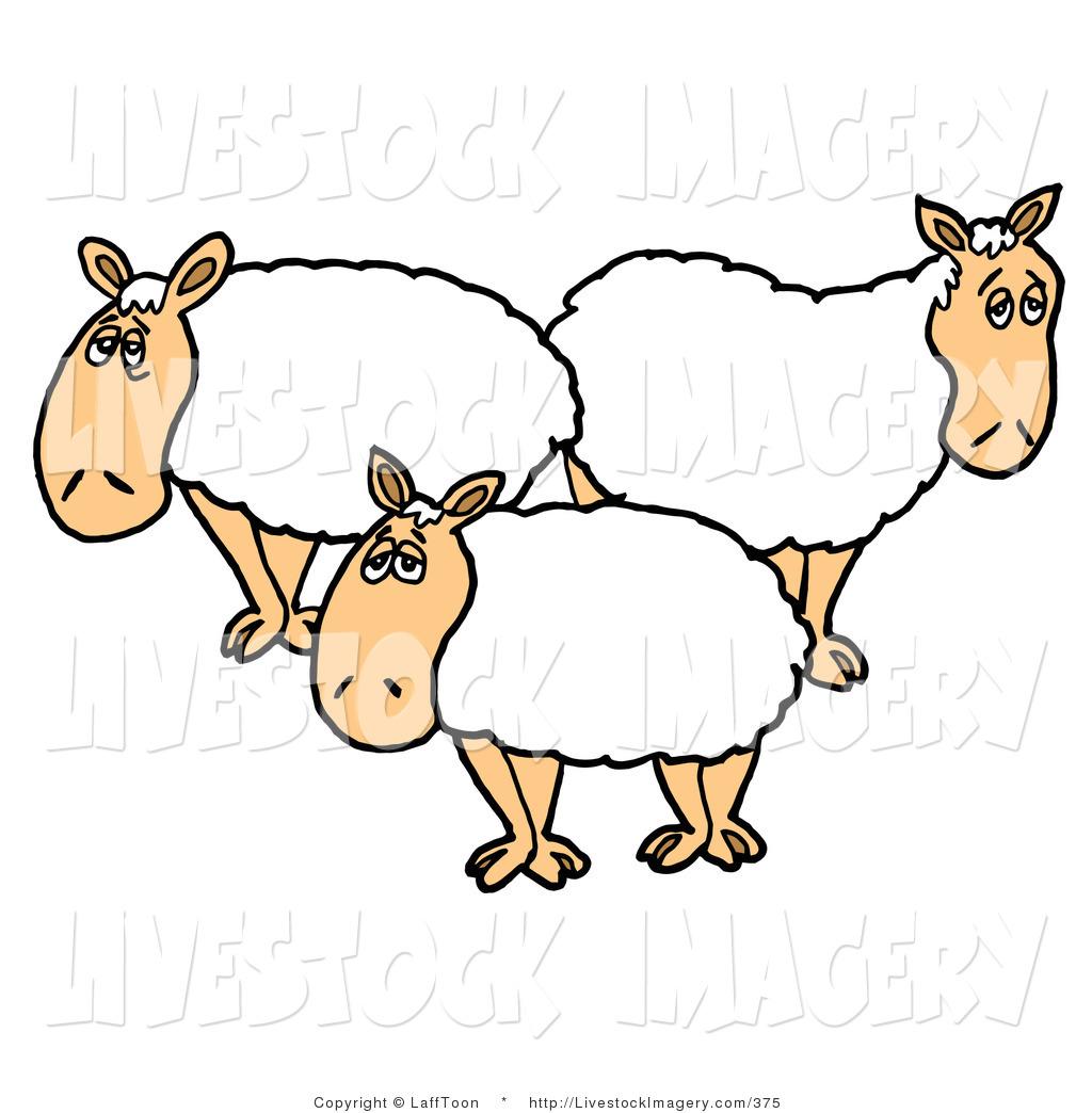 1024x1044 Royalty Free Stock Livestock Designs of Farm Animals