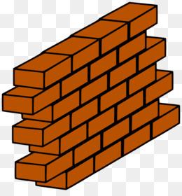 260x280 Brick Wall Clip Art
