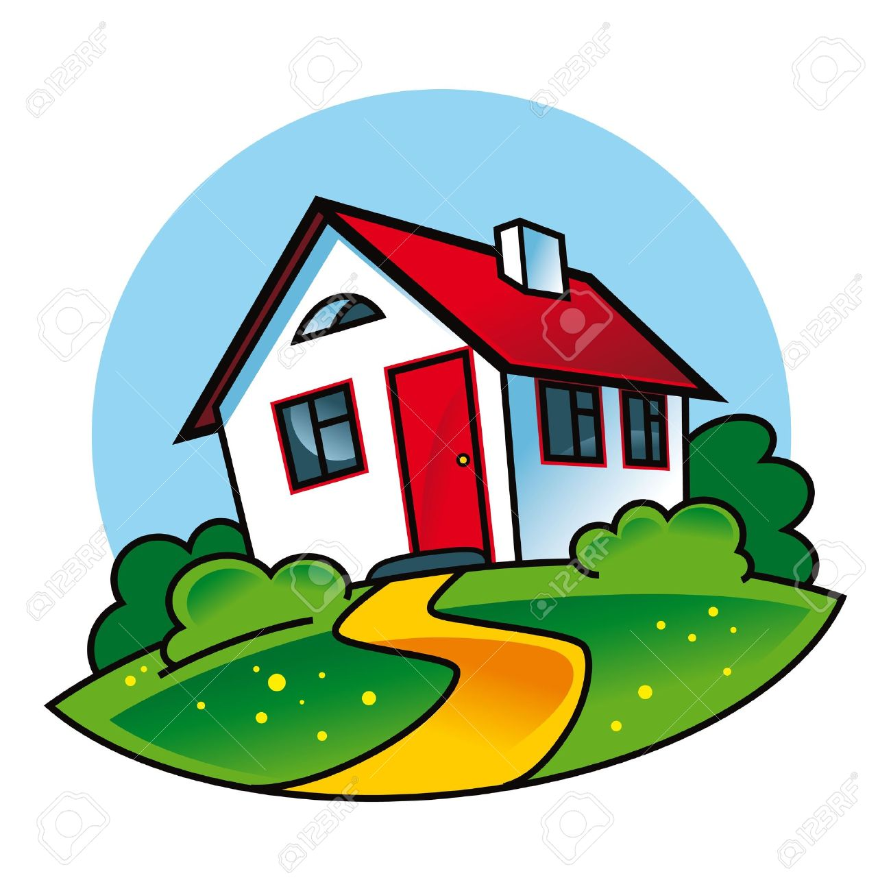 Farm House Clipart at GetDrawings com | Free for personal use Farm