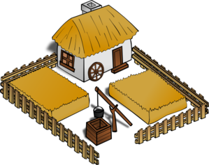 299x237 Collection Of Village Clipart Png High Quality, Free