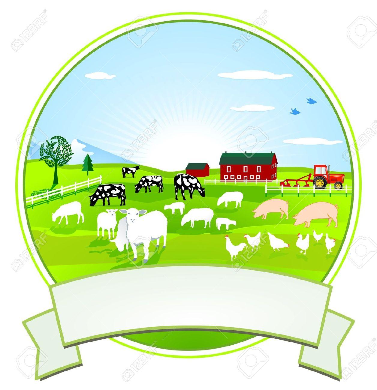 1256x1300 Village Clipart Agricultural Land