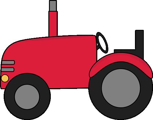500x390 Free Tractor Clip Art Tractor Clip Art Image