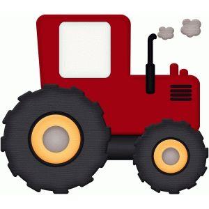 300x300 Farm Tractor Silhouette Design, Tractor And Silhouettes