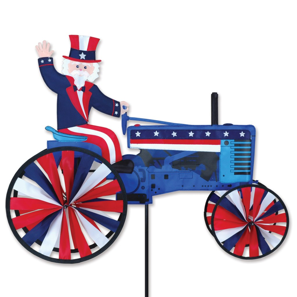 1024x1024 Uncle Sam On A Tractor