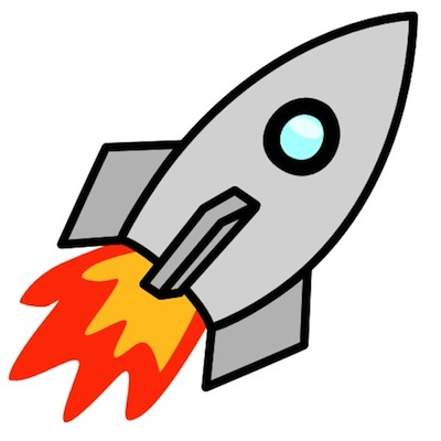 400x400 Rocket Engine Clipart