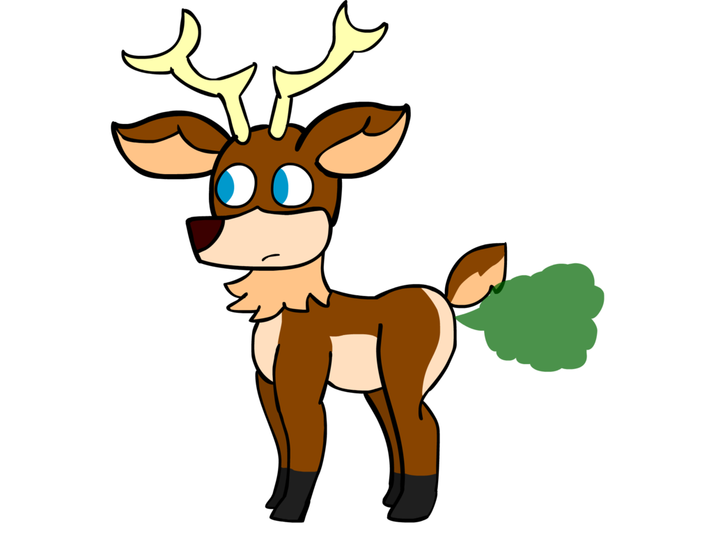 1031x774 Rudolph Fart By Asctoons