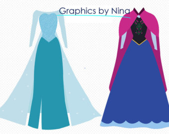 Fashion Clothes Clipart