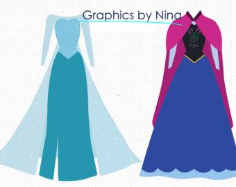 Fashion Clothes Clipart
