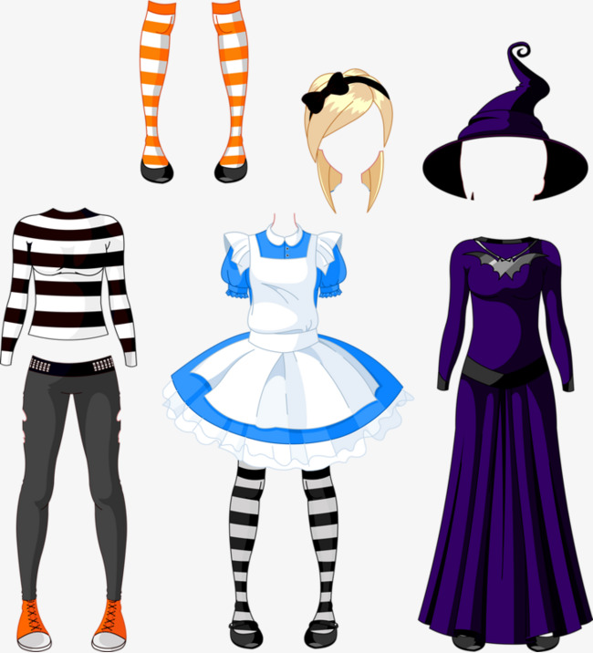 650x716 Cartoon Clothes, Cartoon, Clothes, Simple Png Image And Clipart