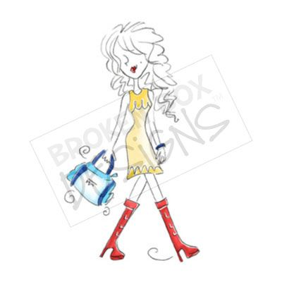 400x400 Fashion Girl