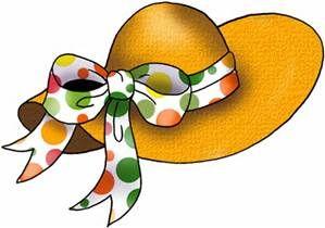 299x210 Tea Party Fashion Show Clip Art