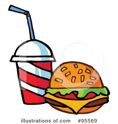 400x420 Fast Food Clipart