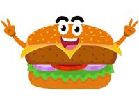 200x146 Free Fast Food Clipart