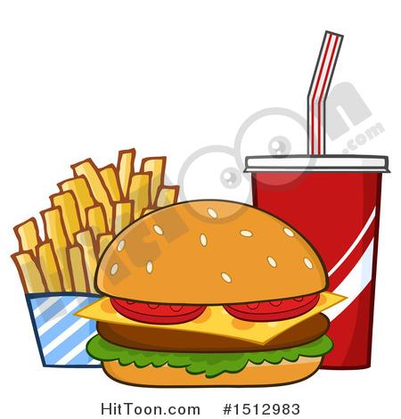 450x470 Burger Clipart
