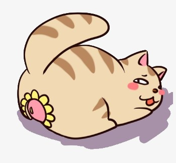 350x324 Fat Cat, Kitten, Pet Png Image And Clipart For Free Download