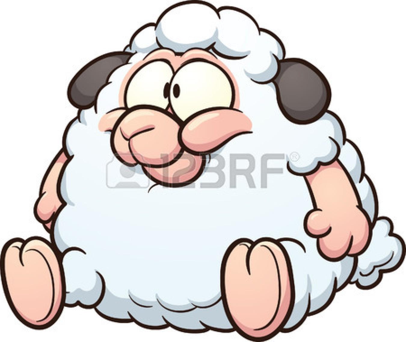 1350x1137 Fat Sheep Clip Art Clipart Panda