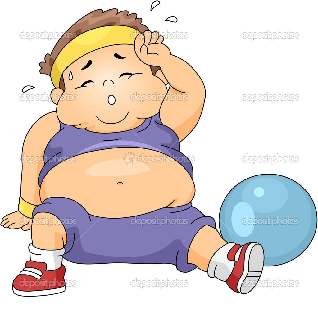 1024x1024 Fat People Cartoon