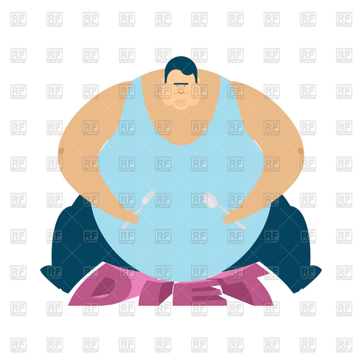 1200x1200 Fat Guy Go On A Diet