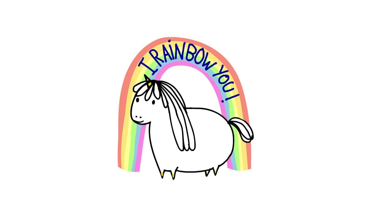 1280x720 Fat Unicorn