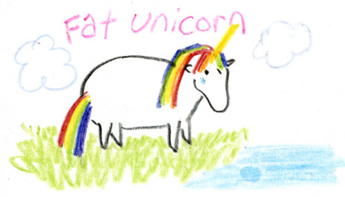 500x286 Fat Unicorn A Story Developing In Public Comics Are Great!